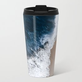 Even the biggest waves... Travel Mug