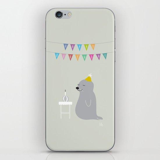 The Happy Birthday iPhone & iPod Skin