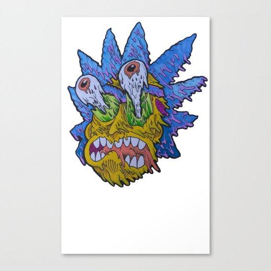 face lift Canvas Print