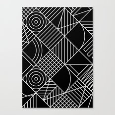 Whackadoodle Canvas Print