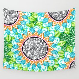Sharpie Doodle 4 Wall Tapestry