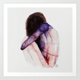 Disorders Art Print