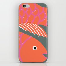 Good Luck Fish iPhone & iPod Skin