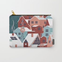 Christmas Village 1 Carry-All Pouch