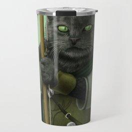 Ranger Cat Travel Mug