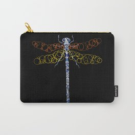 New Species Of Dragonfly Carry-All Pouch