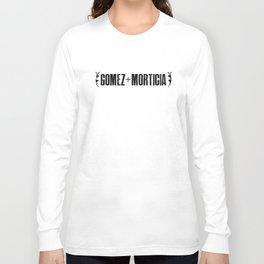 Relationship Goals Long Sleeve T-shirt