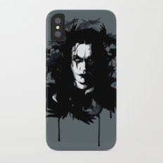 Death Is Coming iPhone X Slim Case