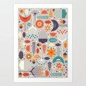 Flora & Fauna by matadesign