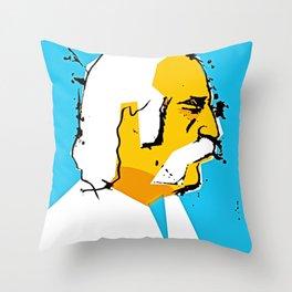 William Saroyan Throw Pillow