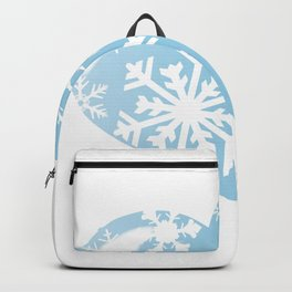 Ice Heart Backpack