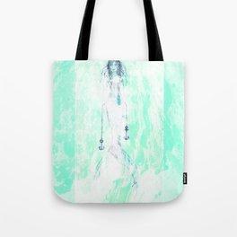 Mermaid (Foam) Tote Bag