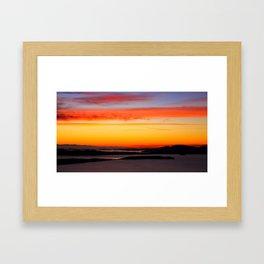 San Juans Framed Art Print