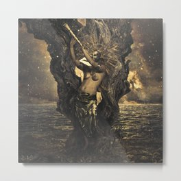 Call Of The Nereids Metal Print