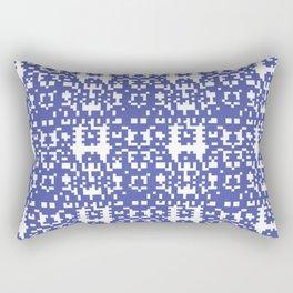 Geometric Indie Pattern Rectangular Pillow