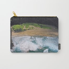 Hawaii's Most Romantic Beach Carry-All Pouch