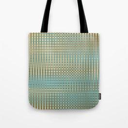 Temporal Lattice Tote Bag