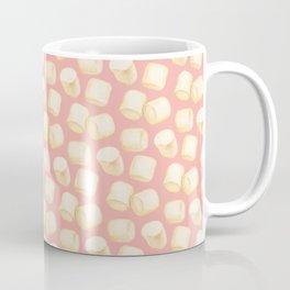 Marshmallow Pattern - Pink Coffee Mug