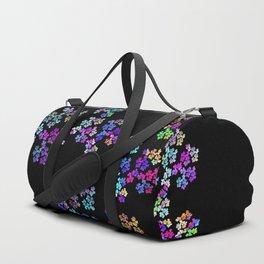 little flowers Duffle Bag
