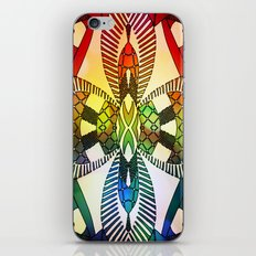 Ubiquitous Bird Collection11 iPhone & iPod Skin
