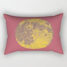 Chinese Mid-Autumn Festival Moon Cake Print Rectangular Pillow
