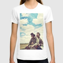 Dumb and Dumber,jim carrey,movie poster,Best Buds  T-shirt