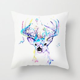 In My Mind Throw Pillow