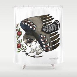 Peregrine Shower Curtain