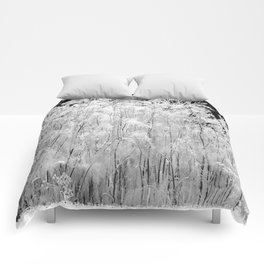 Flower | Flowers | Frosted Ornamental Grasses Comforters