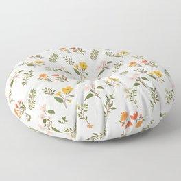 Botanical Dreams Floor Pillow