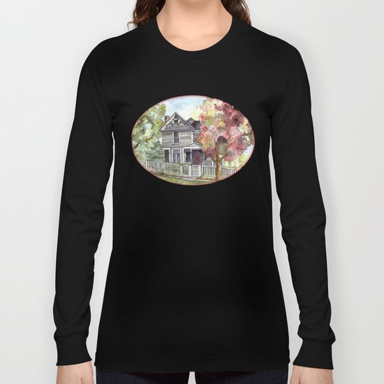 Springtime in the Country Long Sleeve T-shirt