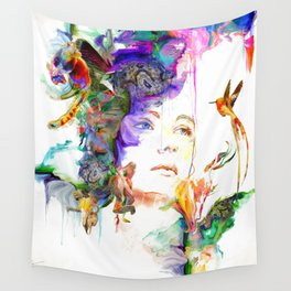 Pigment Wall Tapestry