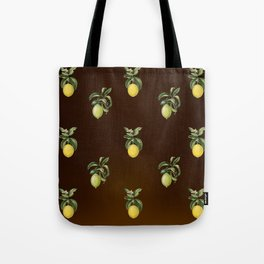 Lemons and Limes Tote Bag
