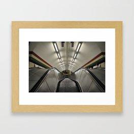 Tube  Framed Art Print