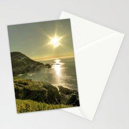 Ilfracombe Refraction Stationery Cards