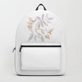 Rustic Wreath Monogram - Initial G Backpack