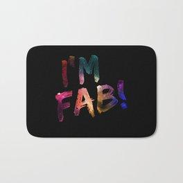 I'm Fab! Bath Mat