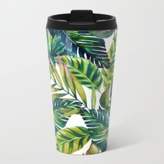 banana life Metal Travel Mug