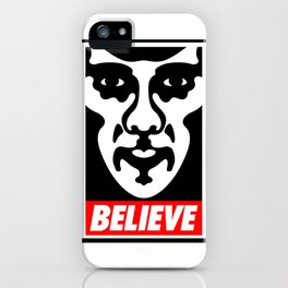 Believe - Sherlock iPhone Case
