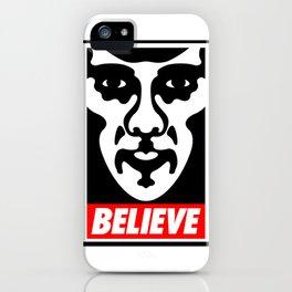 Believe - Sherlock iPhone Case