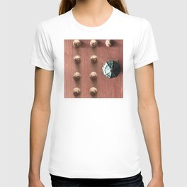 Door Knob #3 on Painted Wooden Door T-shirt