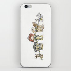 Holiday iPhone & iPod Skin