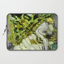 432 - abstract glass design Laptop Sleeve