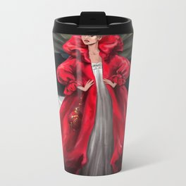 Faerie Queen Metal Travel Mug