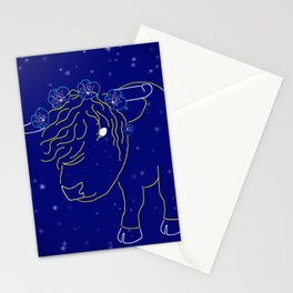 Golden Ox Stationery Cards