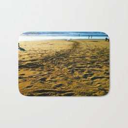 Sand Trail Bath Mat