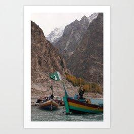Dil Dil Pakistan Art Print