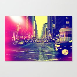 6th Ave Canvas Print