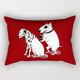 Rock dog Rectangular Pillow