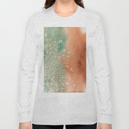 Tarnished Copper Long Sleeve T-shirt